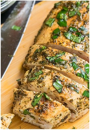 Best Greek Chicken Marinade Recipe (Baked or Grilled Greek Chicken)