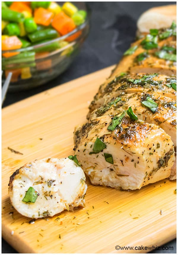 Quick And Easy Greek Chicken Marinade Recipe