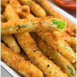 Crispy Fried Green Beans Recipe (Easy Appetizer, Side or Snack)