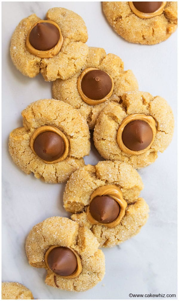 Classic Peanut Butter Blossoms Recipe