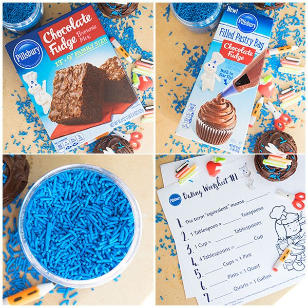 Pillsbury Back-to School Products