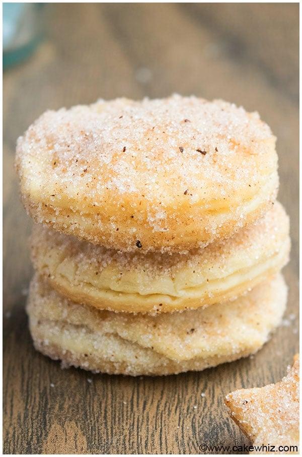 Easy Churro Cookies Recipe