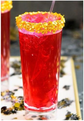 Champagne Jello Shots Cakewhiz