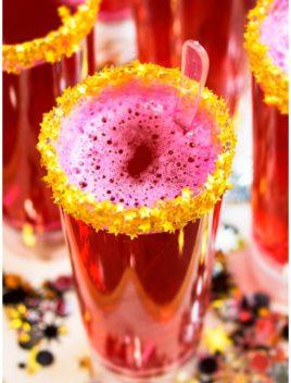 Easy Champagne Jello Shots Recipe