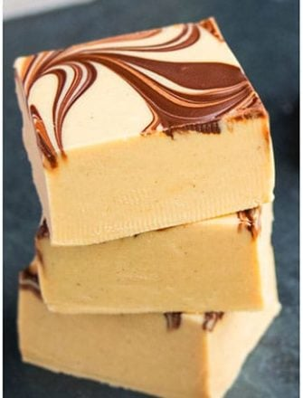 Easy Peanut Butter Fudge (Microwave Version)