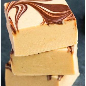 Easy Peanut Butter Fudge (Microwave Version)