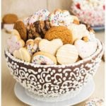 How To Make Cookie Bowls (Easy Video Tutorial)
