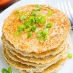 Leftover Mashed Potato Pancakes Recipe
