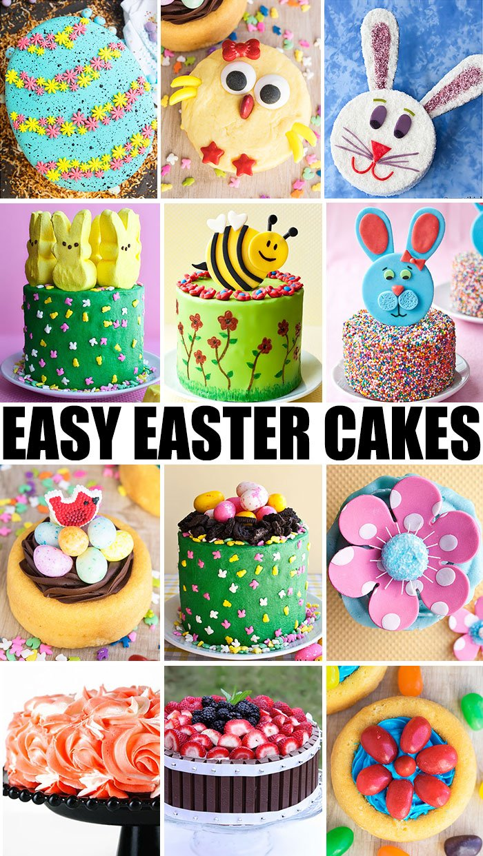 Easter Cake Ideas Cakewhiz