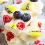 Frozen Yogurt Bark (Greek Yogurt Bark Recipe)