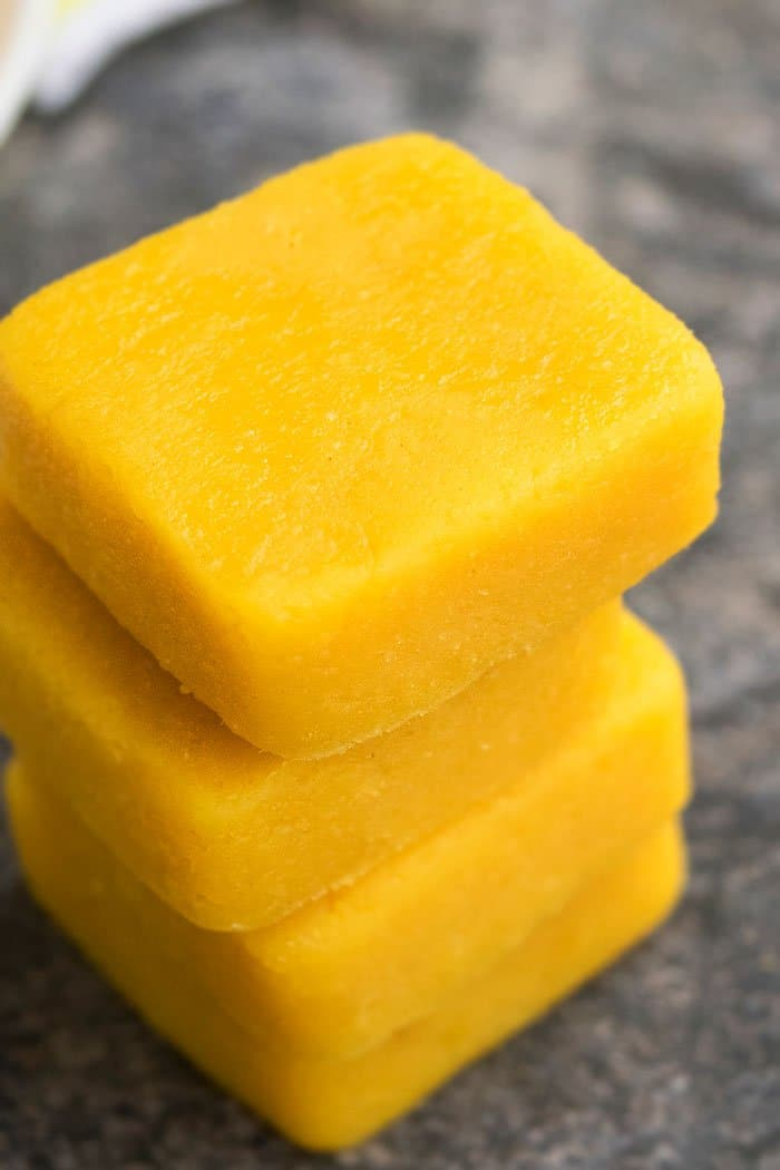 Creamy Lemon Fudge Recipe