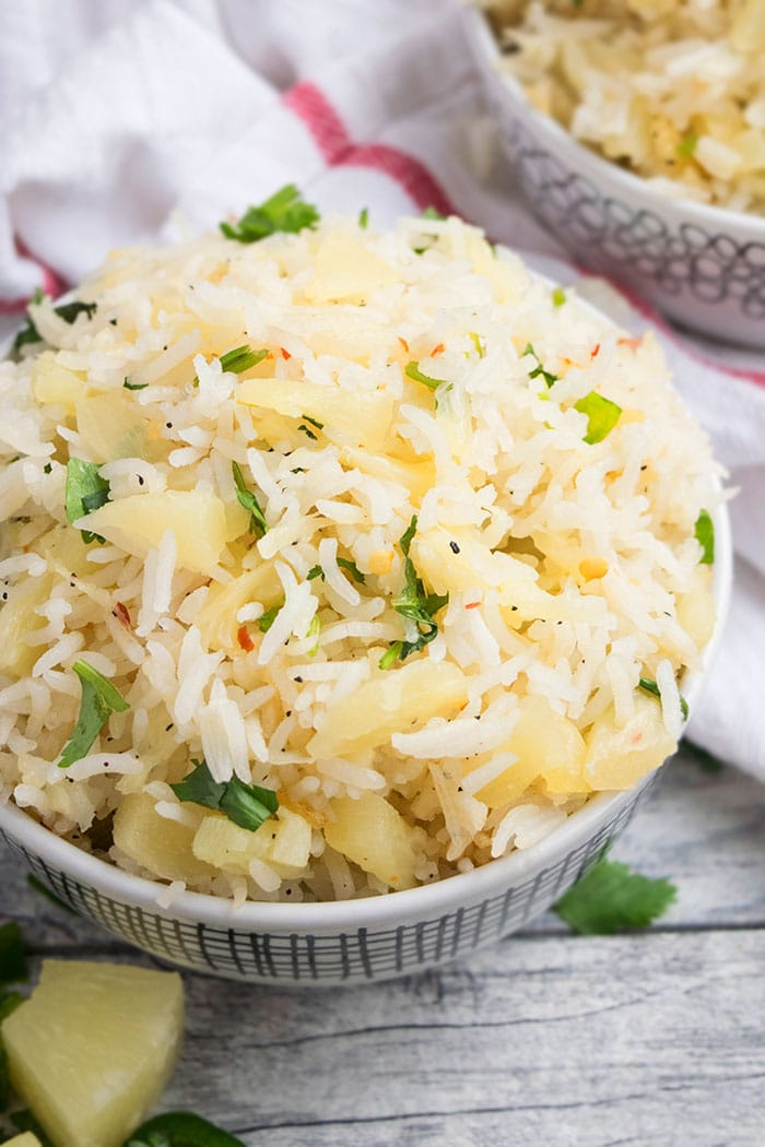 Pineapple Rice Recipe