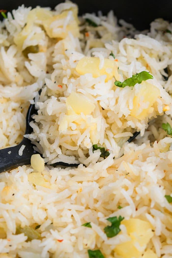 Hawaiian / Thai Pineapple Fried Rice
