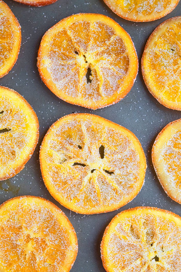 How to Make Candied Orange Slices