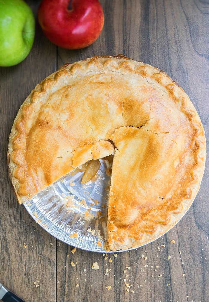 Easy Homemade Apple Pie Recipe Cakewhiz