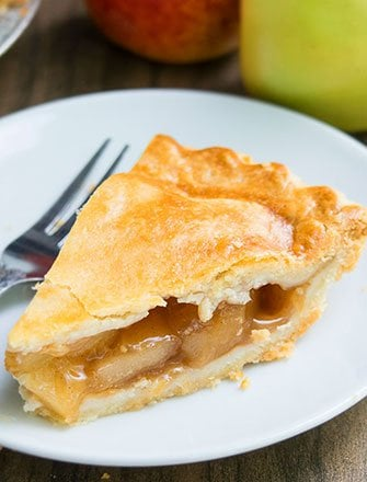 Easy Homemade Apple Pie Recipe From Scratch