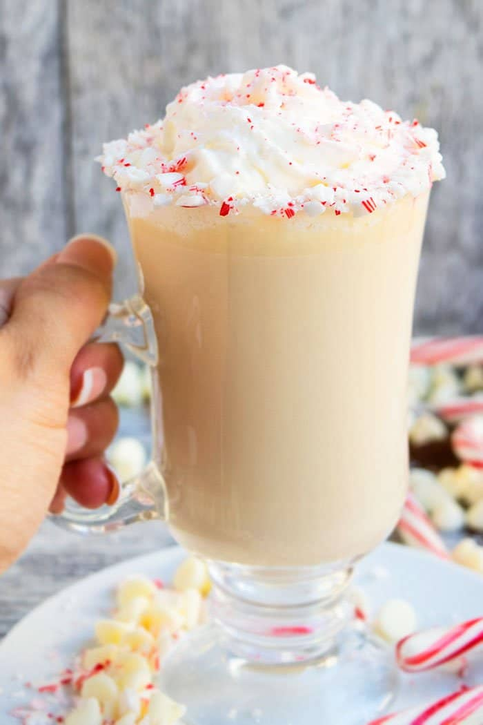 Starbucks White Chocolate Mocha Recipe (Copycat)