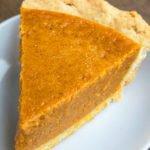 Easy Homemade Pumpkin Pie Recipe From Scratch