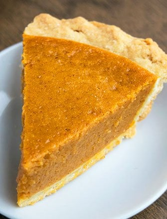 Easy Homemade Pumpkin Pie Recipe From Scratch