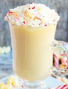 Easy Peppermint White Chocolate Mocha Recipe