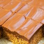 Peanut Butter Chocolate Scotcheroos Recipe