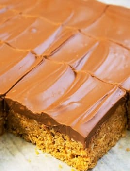 Peanut Butter Chocolate Scotcheroos Recipe