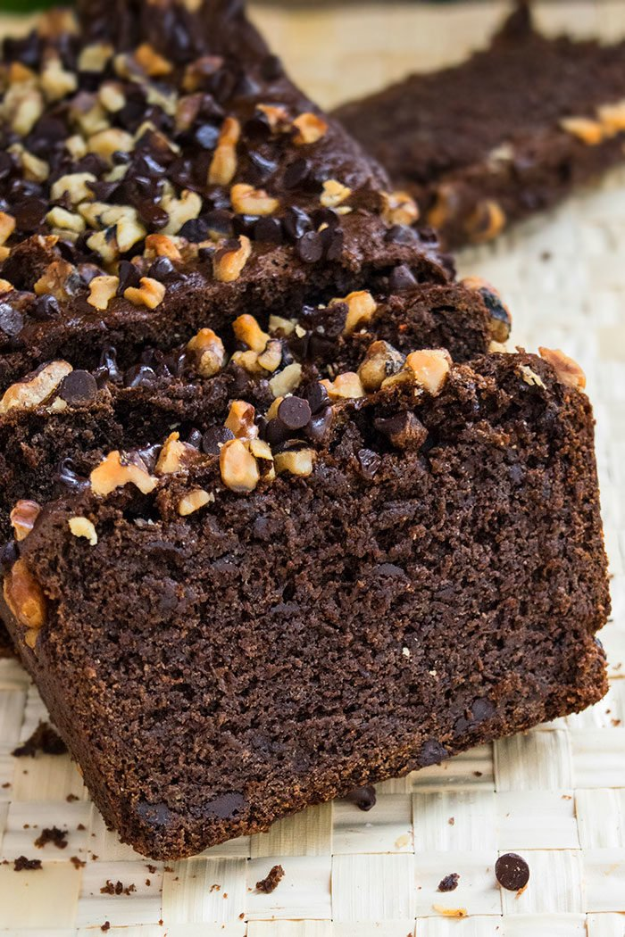 Chocolate Banana Bread With Cake Mix Cakewhiz