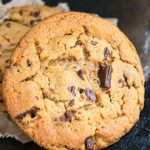 Easy Chocolate Chunk Cookies Recipe (Soft and Chewy)