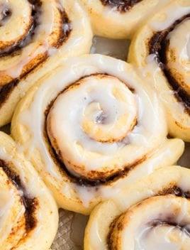Easy Homemade Cinnamon Rolls 1 Hour Cakewhiz