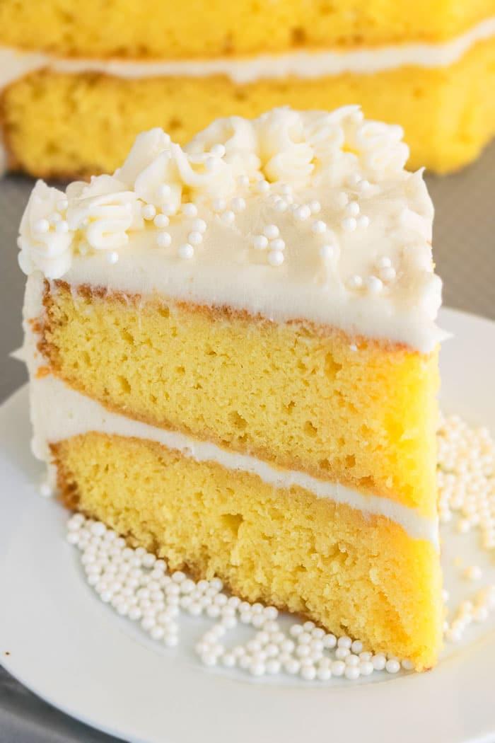 Best Vanilla Cake Recipe From Scratch Cakewhiz