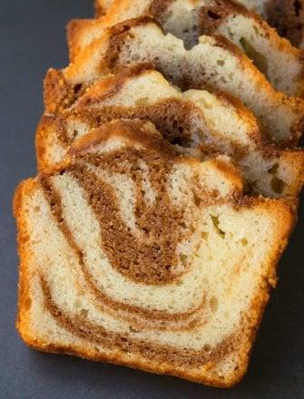 Easy Cinnamon Roll Cake Recipe