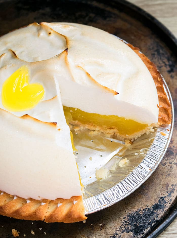 Classic Homemade Lemon Meringue Pie Recipe