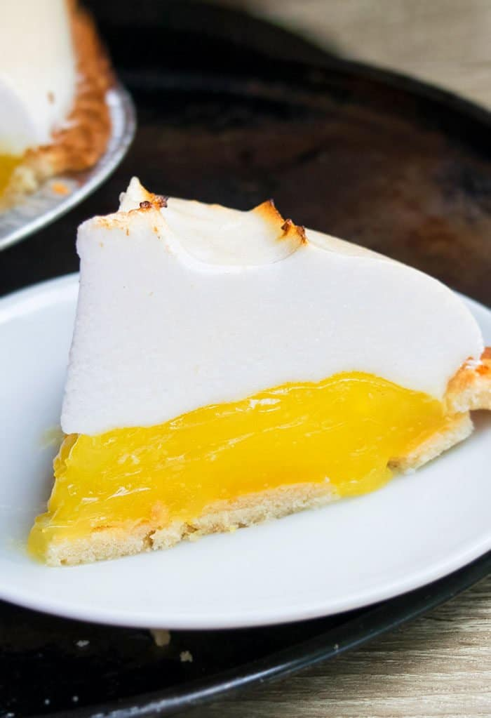 Best Lemon Meringue Pie Recipe