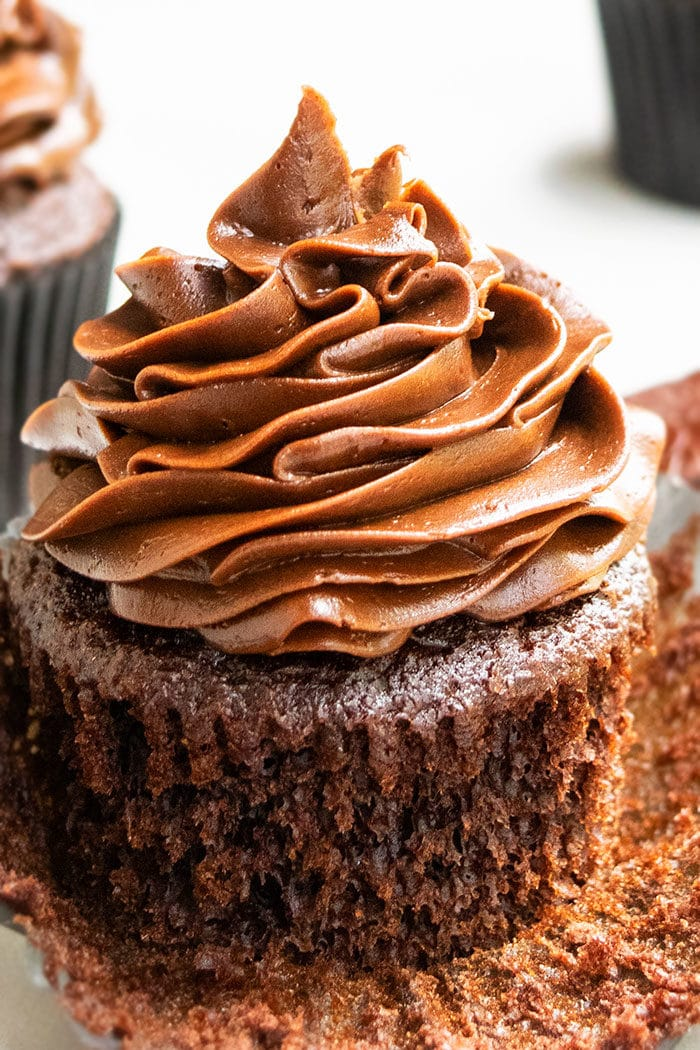 Best Chocolate Cupcake Recipe