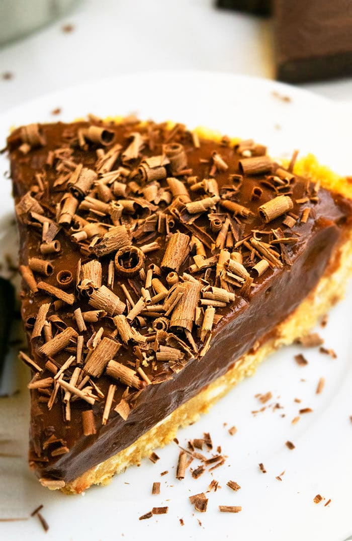 Best Chocolate Peanut Butter Pie Recipe