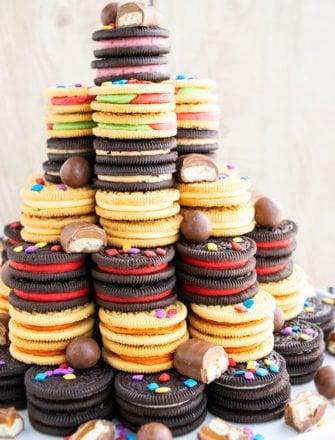 Easy Cookies and Cream Cake Recipe