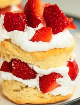 Best Strawberry Shortcake Recipe