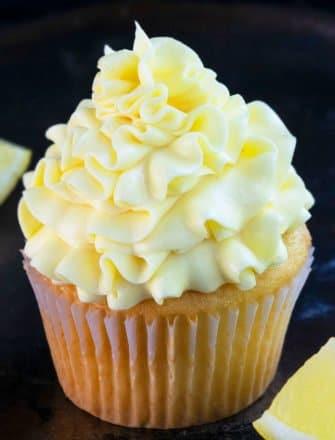 Easy Lemon Frosting Recipe (Lemon Buttercream)