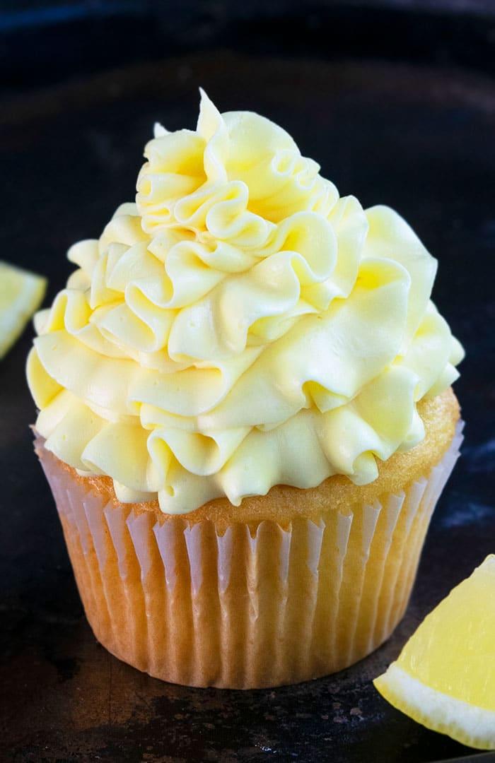 Lemon Frosting Lemon Buttercream Cakewhiz