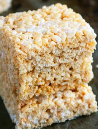 Best Rice Krispie Treats Recipe