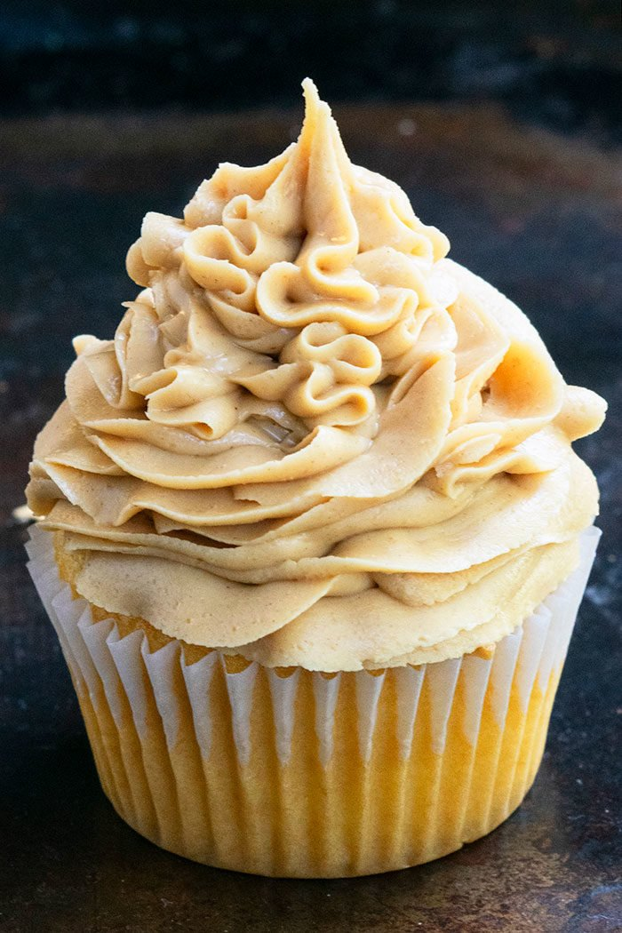 Easy Peanut Butter Frosting Recipe