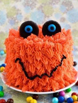 Easy Monster Cake