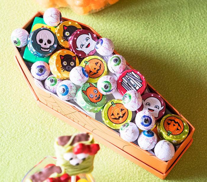 Halloween Party Food- Chocolates