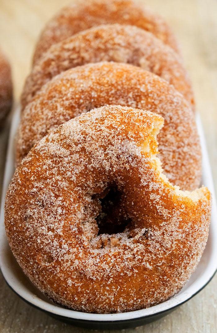 Easy Cider Donuts