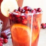 Easy Christmas Punch Recipe (Non Alcoholic)