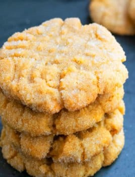 Best Peanut Butter Cookies Recipe