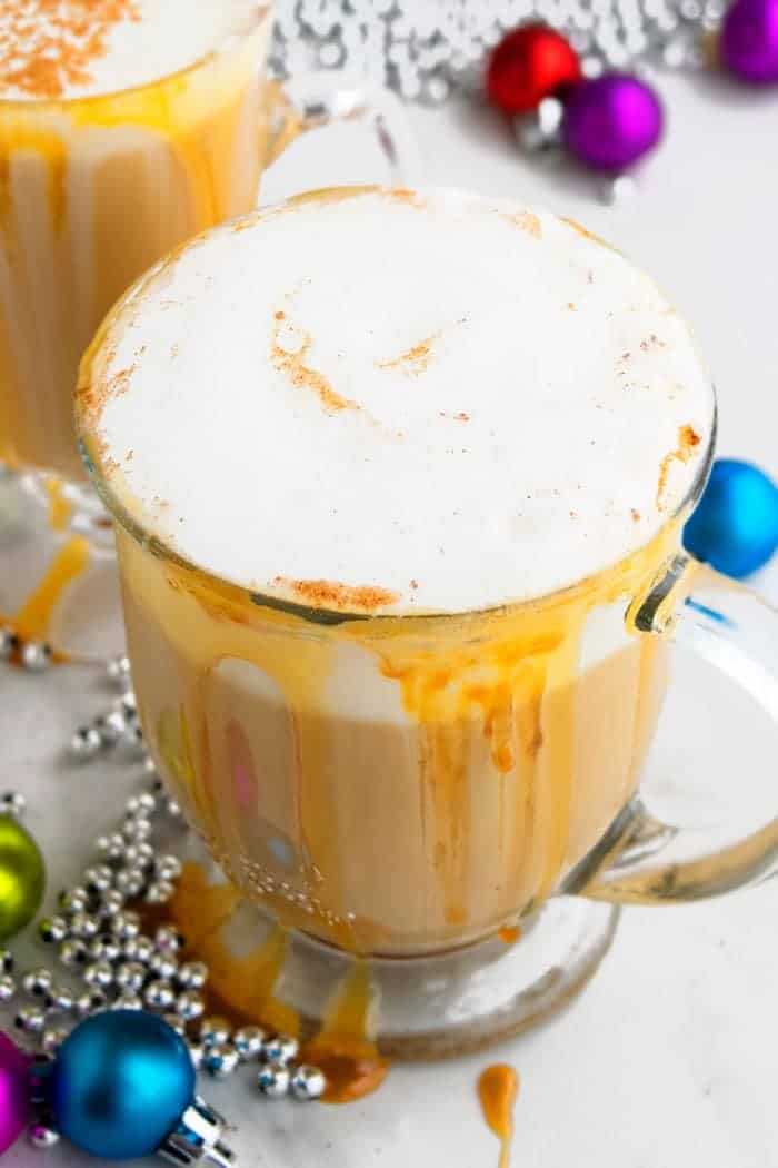 How to Make Caramel Latte