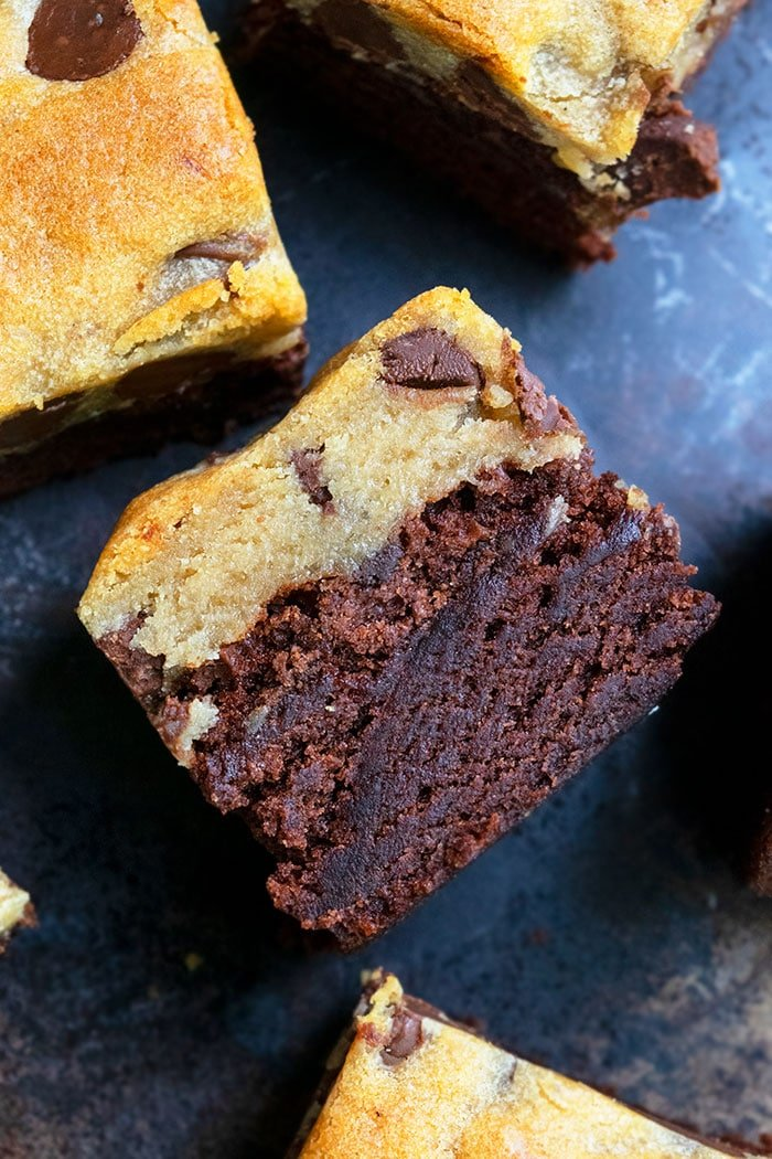 Best Brookie Recipe With Brownie Mix