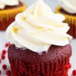 Best Red Velvet Cupcakes Recipe