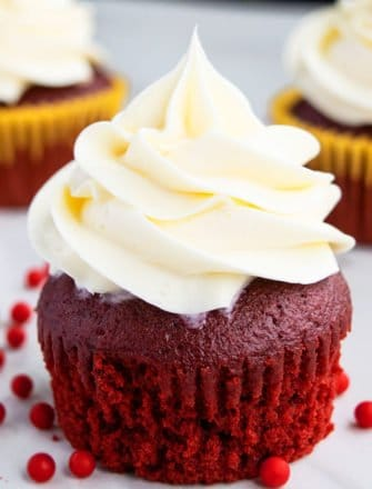 Best Red Velvet Cupcakes Recipe
